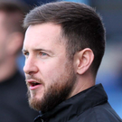 Encouraged: Warrenpoint boss Stephen McDonnell