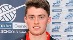 Top talent: Tyrone call-up Matthew Murnaghan has a bright future