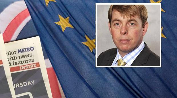 Constitutional Research Council (CRC) donated £425,622 to the DUP, which funded a series of pro-Leave adverts, including a high-profile wraparound ad in the Metro newspaper