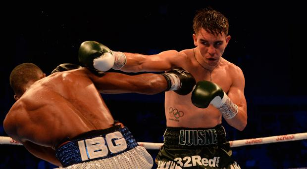 In command: Michael Conlan beats Adeilson Dos Santos