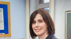 New head of the Education Authority Sara Long / Credit: Education Authority