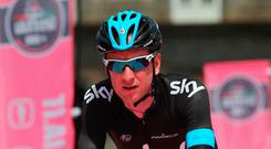 Fears: Sir Bradley Wiggins