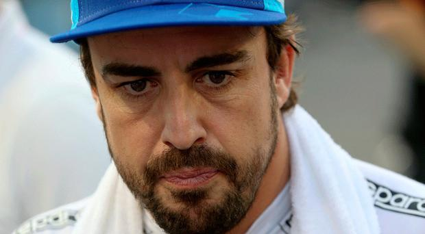 Zak Brown says Alonso is 'very open' to testing for McLaren