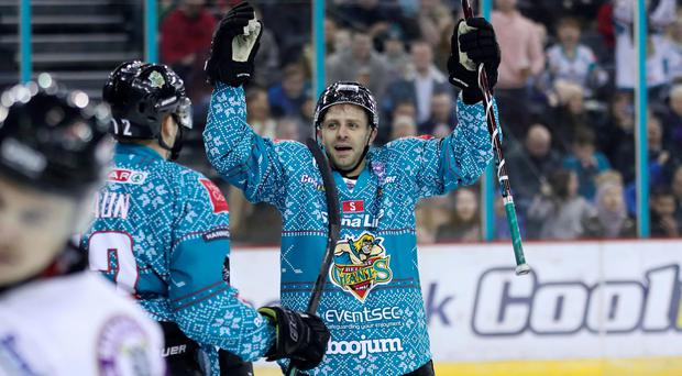 Belfast Giants forward Patrick Dwyer has announced his retirement from hockey