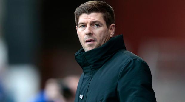Apology: Steven Gerrard was accused of being disrespectful