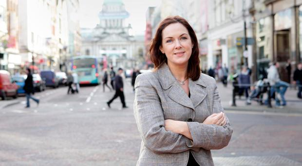 Angela McGowan has emphasised uncertainty of Brexit has hit economy