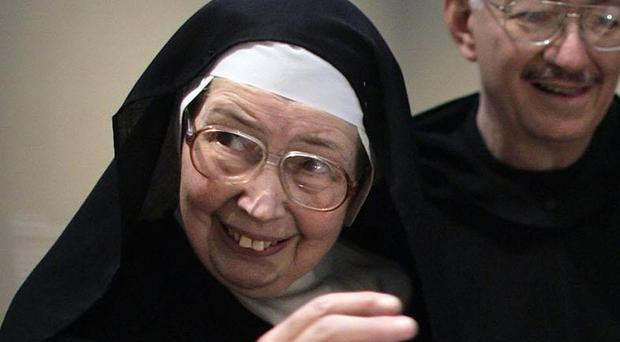 Sister Wendy Beckett has died at the age of 88 (Edmond Terakopian/PA)
