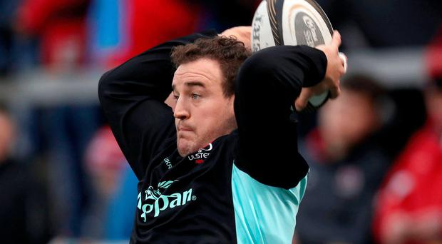 Hands on: Rob Herring is relishing Connacht test