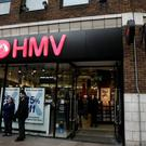 HMV Belfast is the only outlet on the island of Ireland