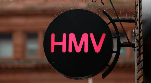Music retailer HMV, which has one store in Northern Ireland, is at risk of becoming the first high street casualty after Christmas as it teeters on the brink of administration.