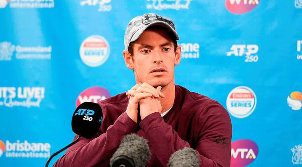 Andy Murray has struggled to recover from injury