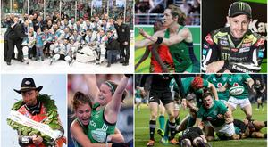 There were plenty of big sporting moments in 2018!