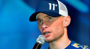 Big decision: Carl Frampton is weighing up his boxing future