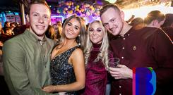31 Dec 2018 People out at The Limelight New Years Eve Ball! Picture by Liam McBurney/RAZORPIX