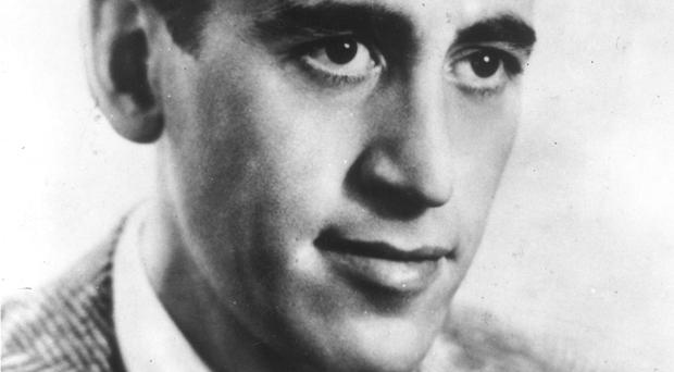 Literary great: author JD Salinger