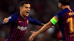 Philippe Coutinho has not had things all his own way since joining Barcelona.