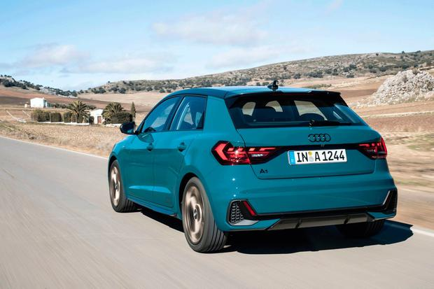 Audi A1. See PA Feature MOTORING Road Test. Picture credit should read: