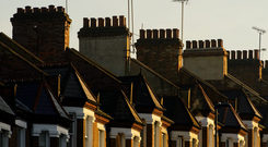The PMS was hit by a fall in property prices