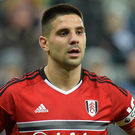 Kept out: Aleksandar Mitrovic failed to net against Oldham