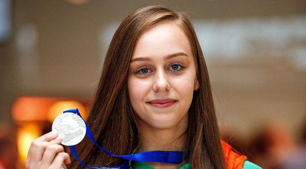 Showing medal: Sommer Lecky