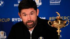 Padraig Harrington has been announced as Europe's Ryder Cup captain for the 2020 matches.