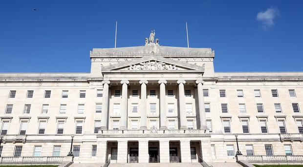 'Many people wonder how the two major parties can continue to work at council level and take important decisions there, yet refuse to re-enter Stormont' (stock picture)