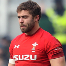 Big blow: Leigh Halfpenny remains injured