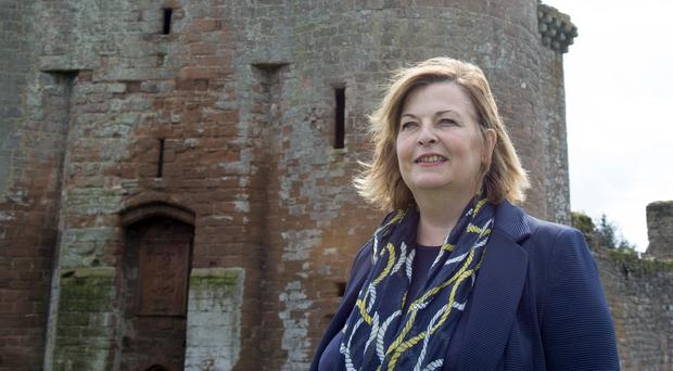 The new Mary Queen Of Scots movie is a 'great opportunity' for Scottish tourism, Culture Secretary Fiona Hyslop said (PA) (Historic Environment/PA)