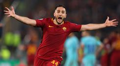 Kostas Manolas may be on his way to Manchester United.