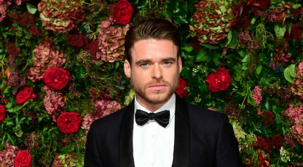 Richard Madden has split from his actress girlfriend (Ian West/PA)