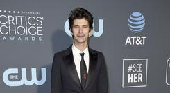 Ben Whishaw won a best supporting actor gong at the 24th annual Critics' Choice Awards Jordan Strauss/Invision/AP)