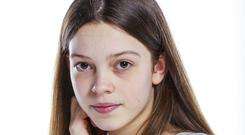 British teenager Courtney Hadwin debuted new music on America's Got Talent: The Champions (Vivian Zink/NBC/PA)
