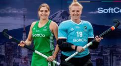 Birmingham bound?: Katie Mullan and Ayeisha McFerran could make it to the Commonwealth Games in 2022