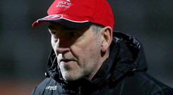Options: Mickey Harte wants more flexibility around the size of matchday squads