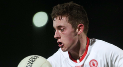 Winning ways: Liam Rafferty's shoot-out point was decisive