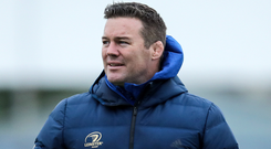 Tough calls: John Fogarty wants players to be kept on their toes
