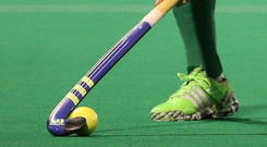 Ireland's ladies ended their four-match series with Chile with a 3-0 win (stock photo)