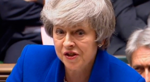 Prime Minister Theresa May's deal was voted down in the Commons on Tuesday.