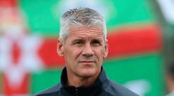 Home comforts: Gary Smyth will savour being boss at Oval