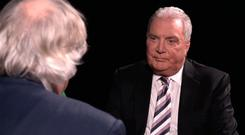 Eamonn Mallie Face to face with.... Jim Dornan.