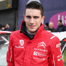 Home again: Craig Breen is set for a Galway Rally return