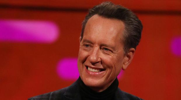Richard E Grant was delighted by his nomination (Isabel Infantes/PA)