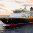 Disney Magic will berth in Belfast for first time this year