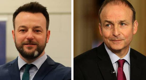 The arrangement is set to be announced by Mr Martin and SDLP leader Colum Eastwood in Belfast on Thursday.