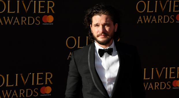Kit Harington shot to fame on Game Of Thrones (Chris J Ratclife/PA)