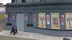 Site: Londonderry Hotel