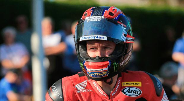 3dffcf07c Hutchinson and Johnson head up Honda's bid for roads glory ...