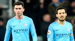 Response: Aymeric Laporte expects Manchester City to hit back