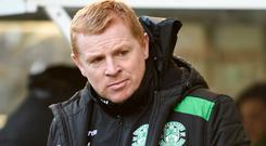 All over: Neil Lennon has left Hibs by mutual consent
