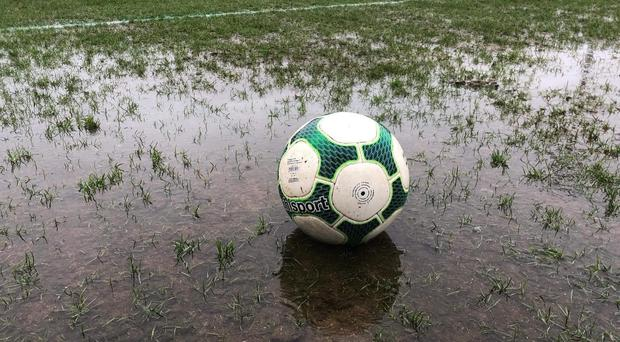 Life's a pitch: The Showgrounds on Saturday